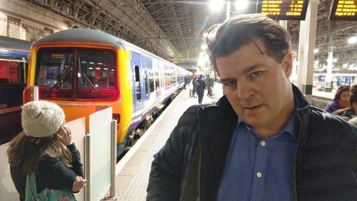 HS2: The Great Train Robbery 2019 Documentary Series Video